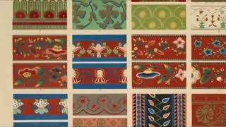 Owen Jones  歐文·瓊斯  (1809-1874)  Art Nouveau British