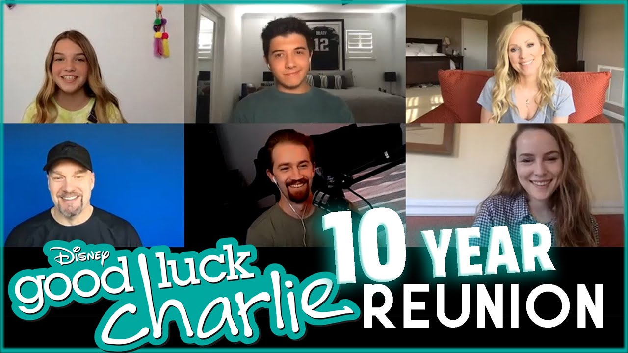 Download Good Luck Charlie cast reunion after 10 years!