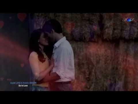 ♡ So In Love - David LANZ & Kristin AMARIE (amazing love song)