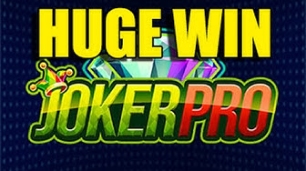 Online slots 2 euro bet - Joker Pro BIG WIN - HUGE WIN JACKPOT with epic reactions