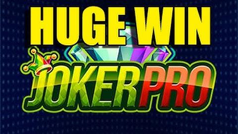 Online slots 2 euro bet - Joker Pro BIG WIN - HUGE WIN JACKPOT with epic reactions