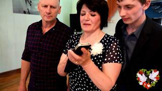 Свадьба Ольги и Сергея. Поздравления молодым... 06.05.2017