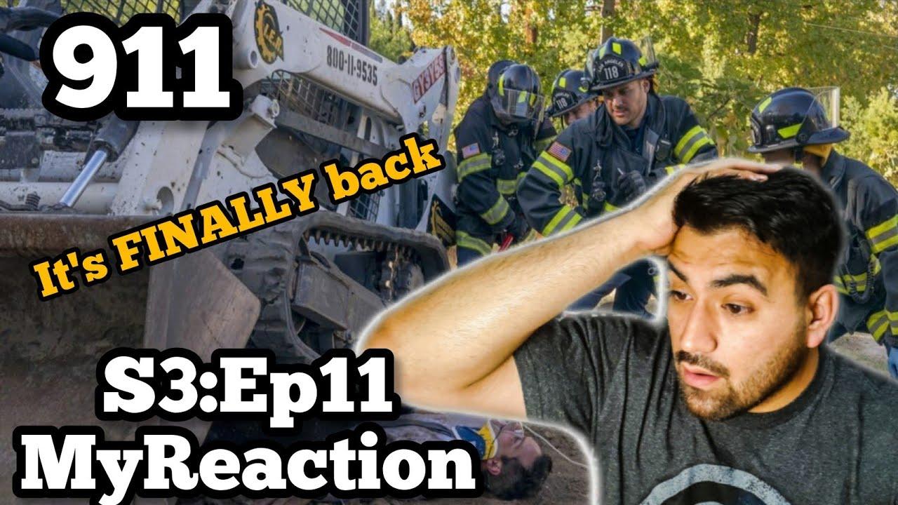 "Download 911 Season 3 Episode 11 ""Seize The Day"" | Fox | Reaction/Review"