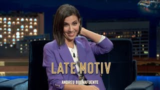 "LATE MOTIV - Ana Pastor. ""Fact check a Maldonado"" 