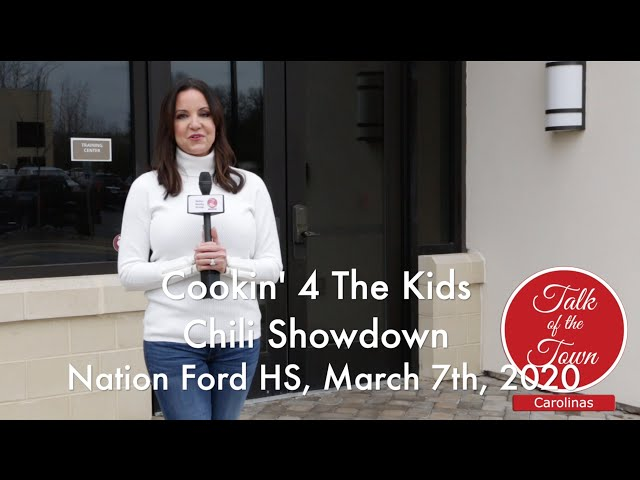Cooking For The Kids Chili Showdown 2020