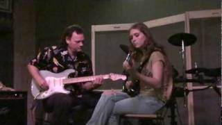 LaShell Hotel California Girl Guitar Solo with Phil