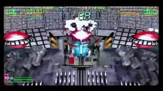 Mars Matrix Elite Mode B Full Game Play Sega Dreamcast