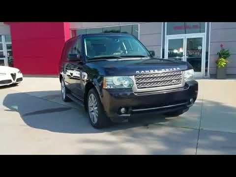 2010 Land Rover Range Rover HSE LUX Macomb, Clinton Township, Warren,  Sterling Heights