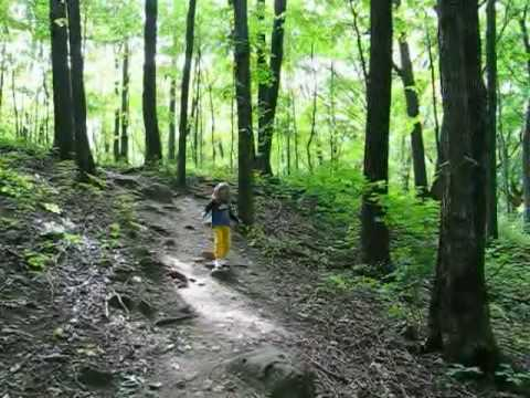 Kettle Moraine State Park Wisconsin North Unit Youtube