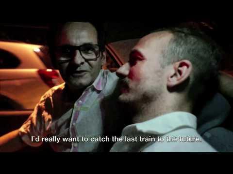 Last Train To The Future - La Stampa in Istanbul
