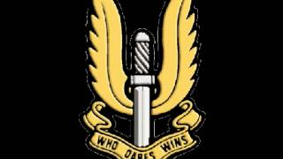 SAS Who Dares Wins Theme.