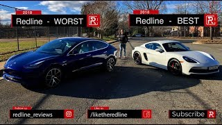The Best & Worst Cars Of 2018 & *End Of Year Bloopers* – Redline: Review