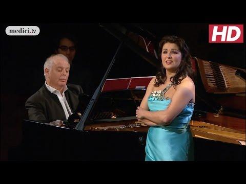 Tchaikovsky - Was I not a blade of grass in the field? - Anna Netrebko and Daniel Barenboim