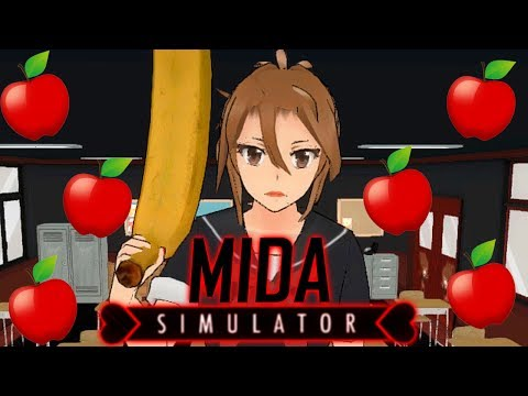 MIDA SIMULATOR!! (NO WAY This is Advertiser Friendly) | Yandere Simulator: Rival Mods