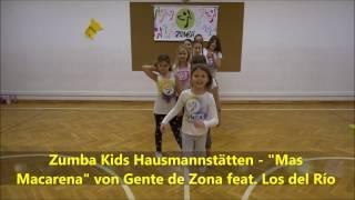 Zumba Kids® / Mas Macarena von Gente de Zona feat. Los del Río