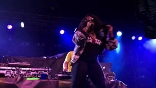 2 - Who Run It & Da Blow - Gangsta Boo (Live in Raleigh, NC - 01/20/17)