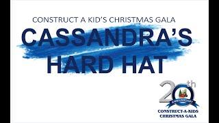 CAKC SILENT AUCTION - Cassandra's Hard Hat