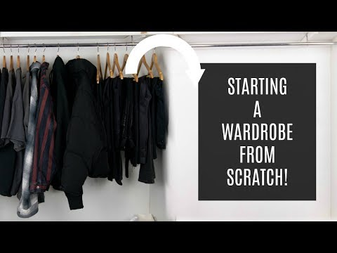 STARTING A WARDROBE FROM SCRATCH #1 (T-Shirts) | Men's Fashion | VerdugoVibes