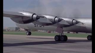 "Six Turning Four Burning - Convair B-36 ""Peacemaker"" (HD)"