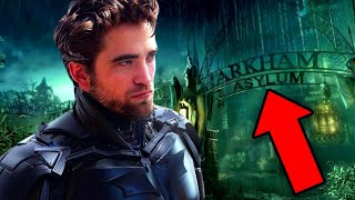 Batman Movie Plot Revealed? Arkham Murder Mystery! #RogueTheory