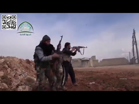 Syrian Civil War Live Combat Footage