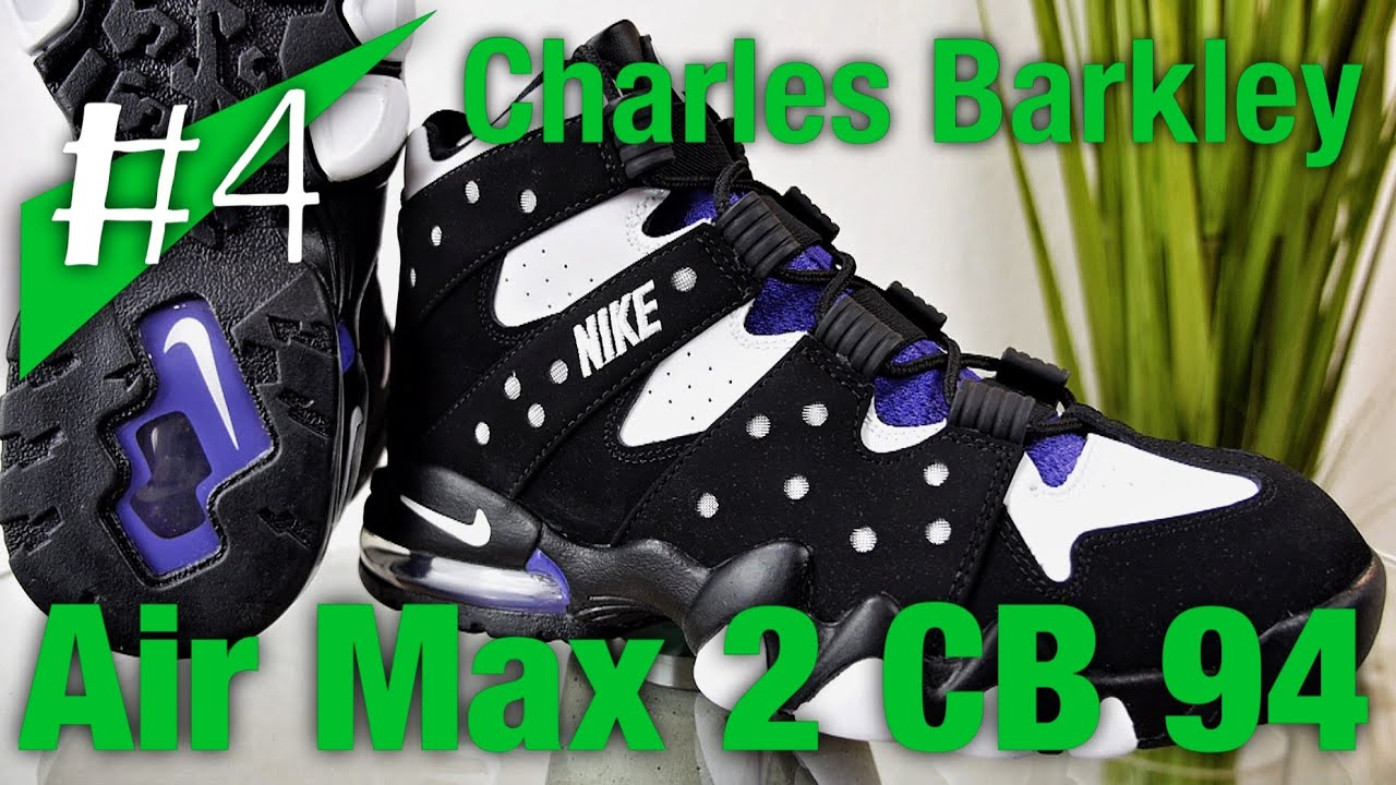 7619c66147 4 - Nike Air Max 2 CB 94 Charles Barkley - Review - sneakerkult ...