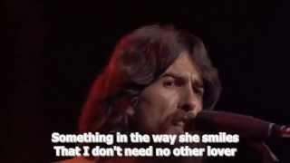 Watch George Harrison Something video