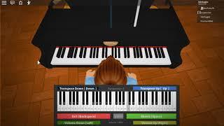 Roblox Piano - Halsey - Nightmare