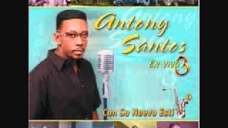 Los Algodones - Antony Santos - en vivo