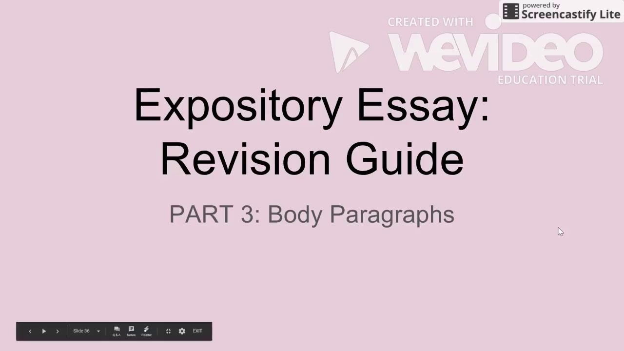 youtube expository essay 100% free papers on expository es  seps exam essays technology such as youtube has a positive impact essays ways to.