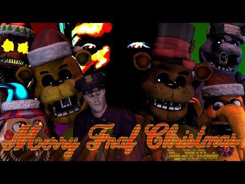 [FNAF\SFM] Merry FNAF Christmas| By: JT Music