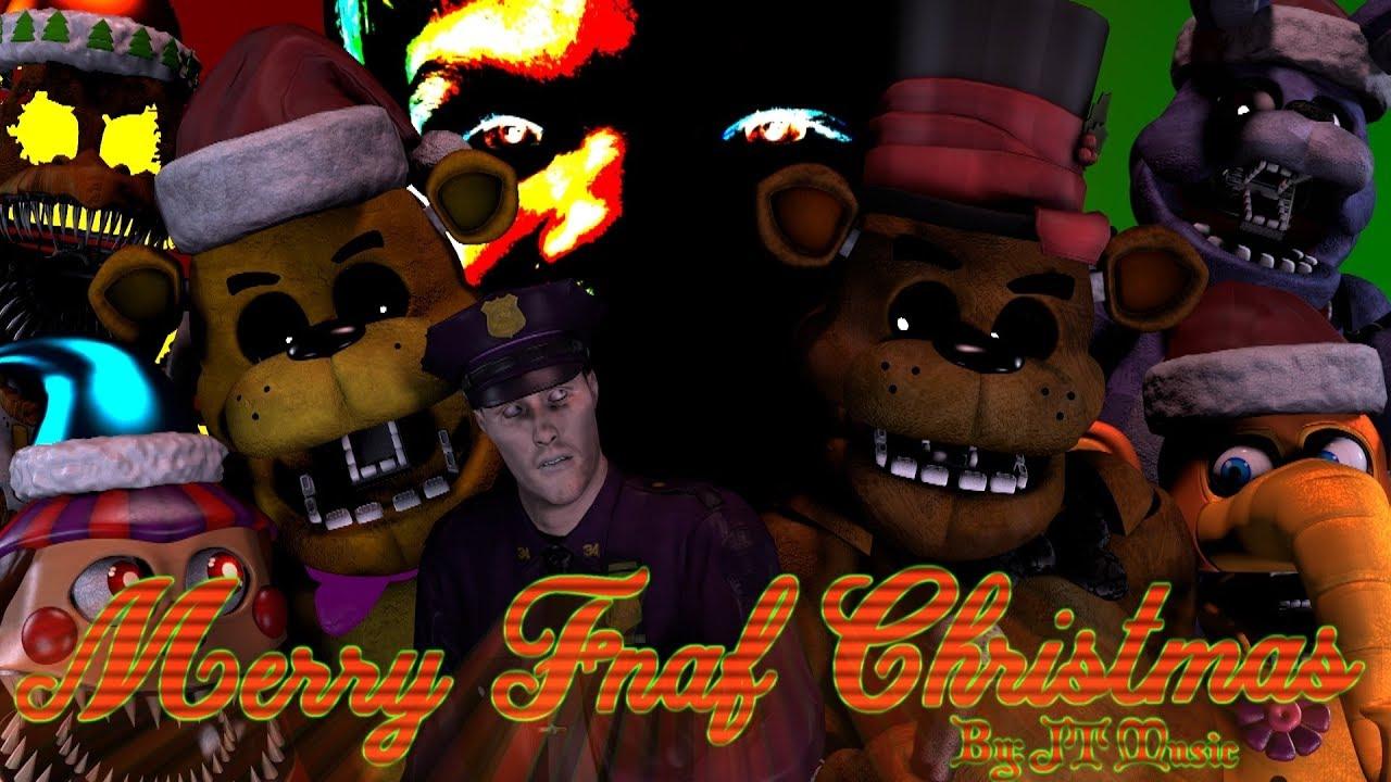 Fnaf Christmas.Fnaf Sfm Merry Fnaf Christmas By Jt Music