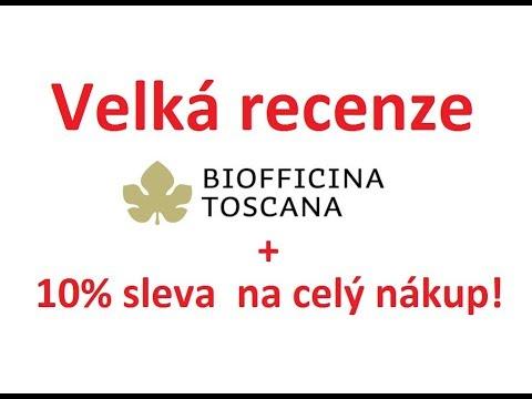 Velká recenze Biofficina Toscana + sleva pro vás na celý nákup ;-)