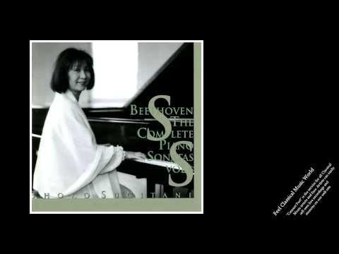 Shoko Sugitani: Beethoven Piano Sonatas Vol.6