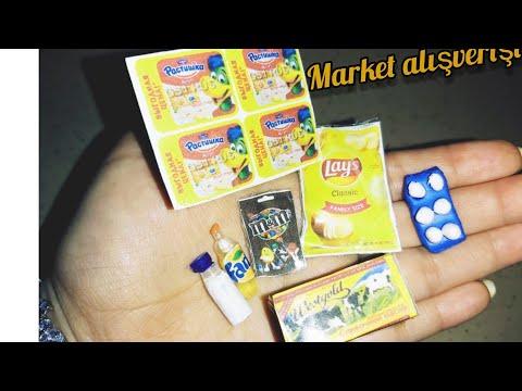 Market Alisverisi \DIY| Creative Thinking\MINIATURE\diy Miniature Crafts\