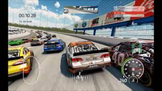 NASCAR '14. ЯК У МУЛЬТФІЛЬМІ ''ТАЧКИ''. БЕЗ ГОЛОСУ.