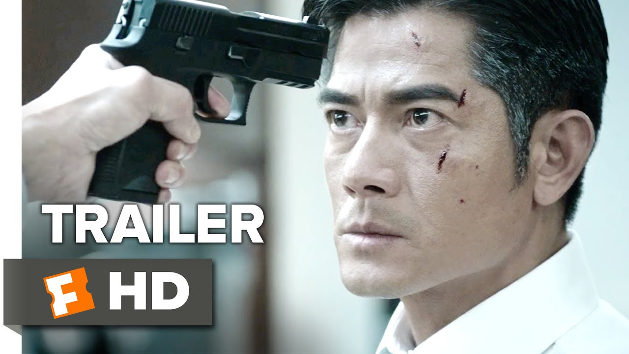 Cold War 2 Official Trailer 2 (2016) - Yun-Fat Chow Movie