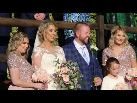 Coltsford Mill - Wedding Highlight Video of Robyn and Jon 4th November 2020
