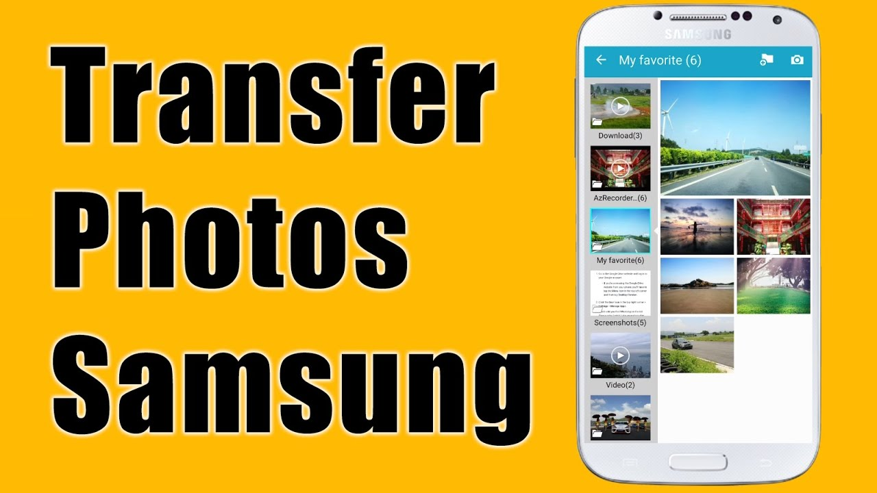 SOLVED: How do I transfer photos from my zte phone to my - Fixya