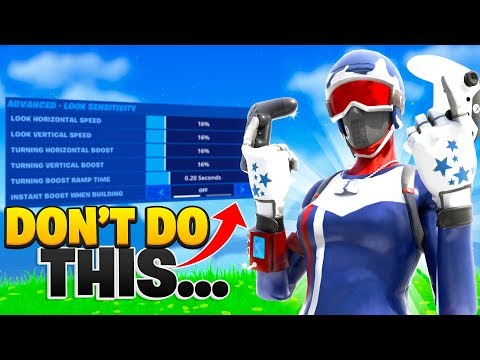 5 Common Console Fortnite Tips That Are Actually WRONG! - Fortnite Tips PS4 + Xbox