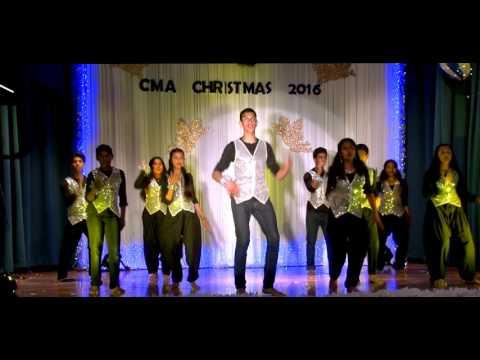 12. DANCE FUSION - CMA CHRISTMAS Dec 2016