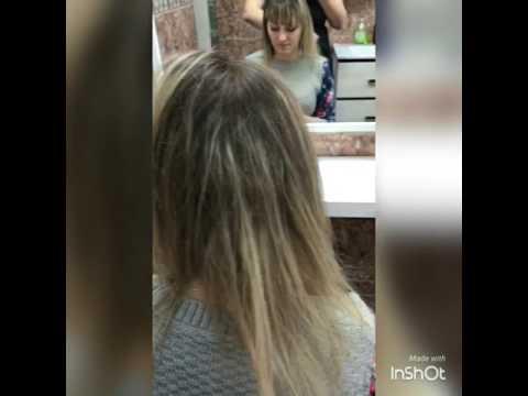Как правильно окрашивать волосы при переходе от светлого к темному