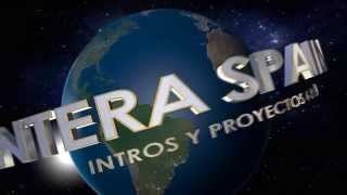 UNIVERSAL STUDIOS Intro free editable CINEMA 4D R15 | PANTERA SPAIN GINO