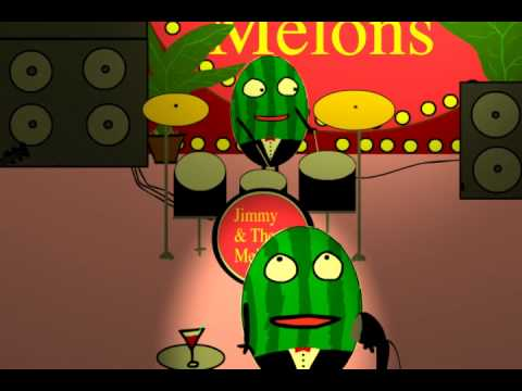 Jimmy and The Melons - Animation Project