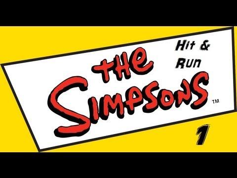 GTA SIMPSONS - #2 - BART(The Simpsons Hit and Run)