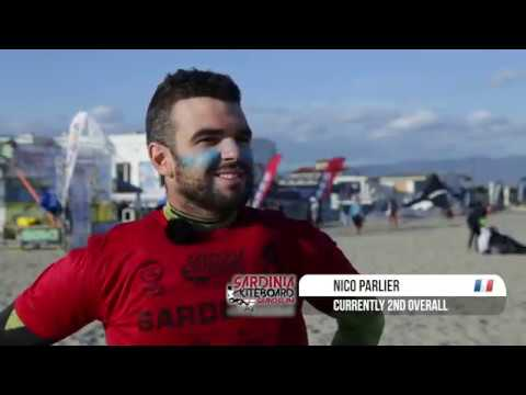2019 Kitefoil World Series Cagliari Final - Highlights Day 3