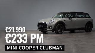 Op voorraad - MINI Cooper Clubman - €233,- PM - 2018 - 75.000 km - €21.990