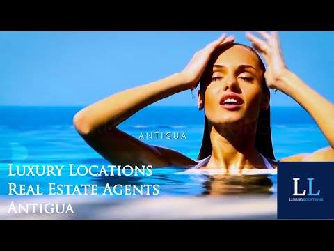 Luxury Locations Real Estate Antigua by Cinematic Wings