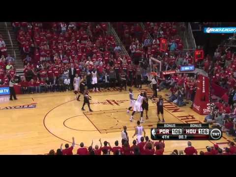 Portland Trail Blazers vs Houston Rockets Game 1 | April 20, 2014 | NBA Playoffs 2014