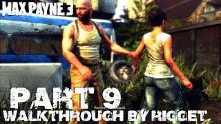 Max Payne 3 (PS3) Прохождение Часть 9